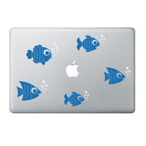 Laptop Decals by Stephen Edward Graphics