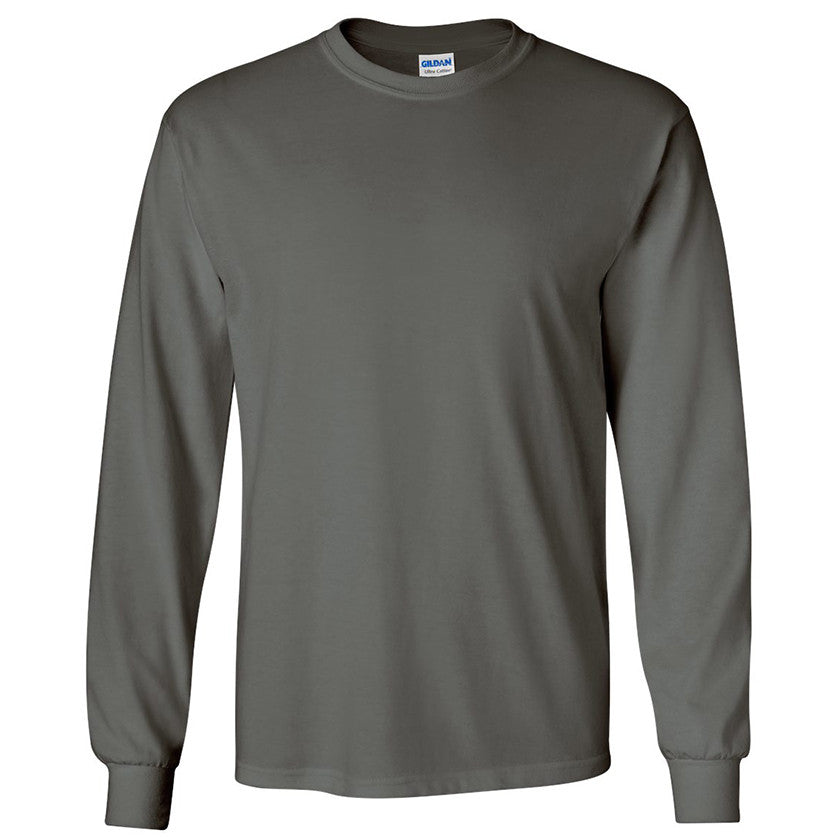 Printed Mens Long Sleeve Tees by Stephen Edward Graphics