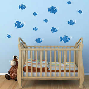Kids Wall Decals by Stephen Edward Graphics
