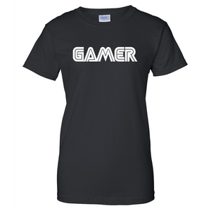 Gamer Ladies T Shirt