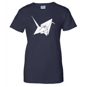 Crane Ladies T Shirt