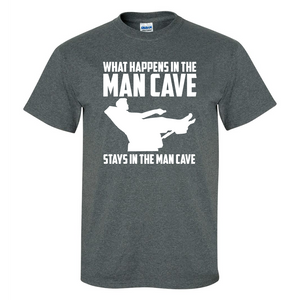 Man Cave Mens/Unisex T Shirt