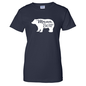 Mamma Bear Ladies T Shirt