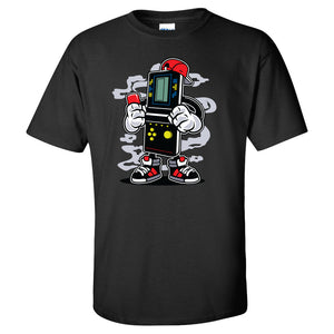 Brick Gamers Mens/Unisex T Shirt