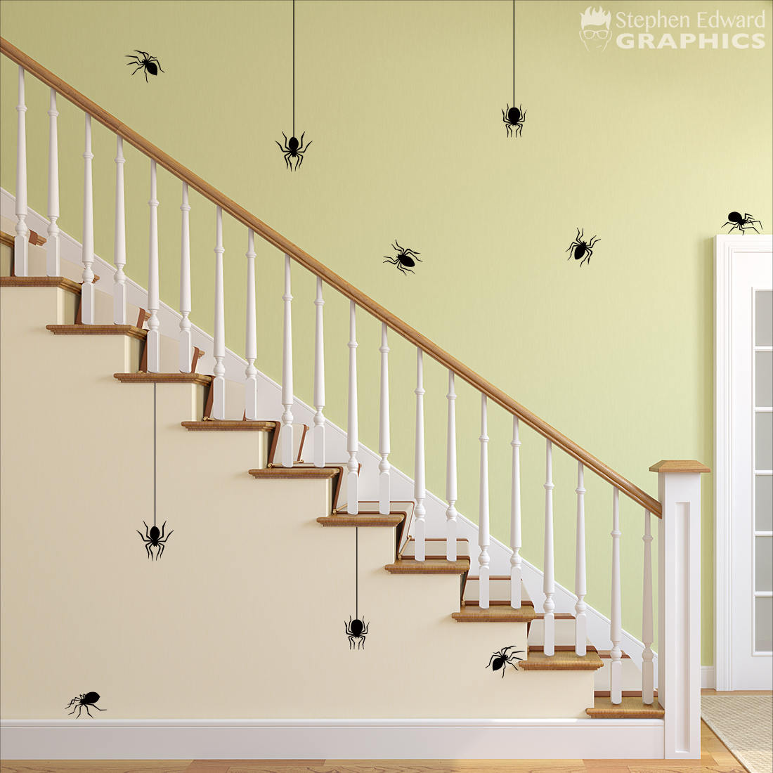 Wall Decals - Graphic Page 4 - Stephen Edward Graphics