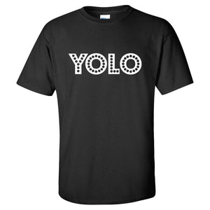 YOLO T-Shirt - You Only Live Once Graphic Tee
