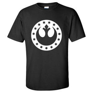 Star Wars Rebel T-Shirt - Star Wars Graphic Tee