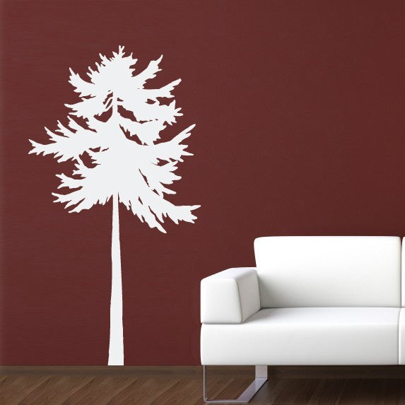 Fir Tree Wall Decal