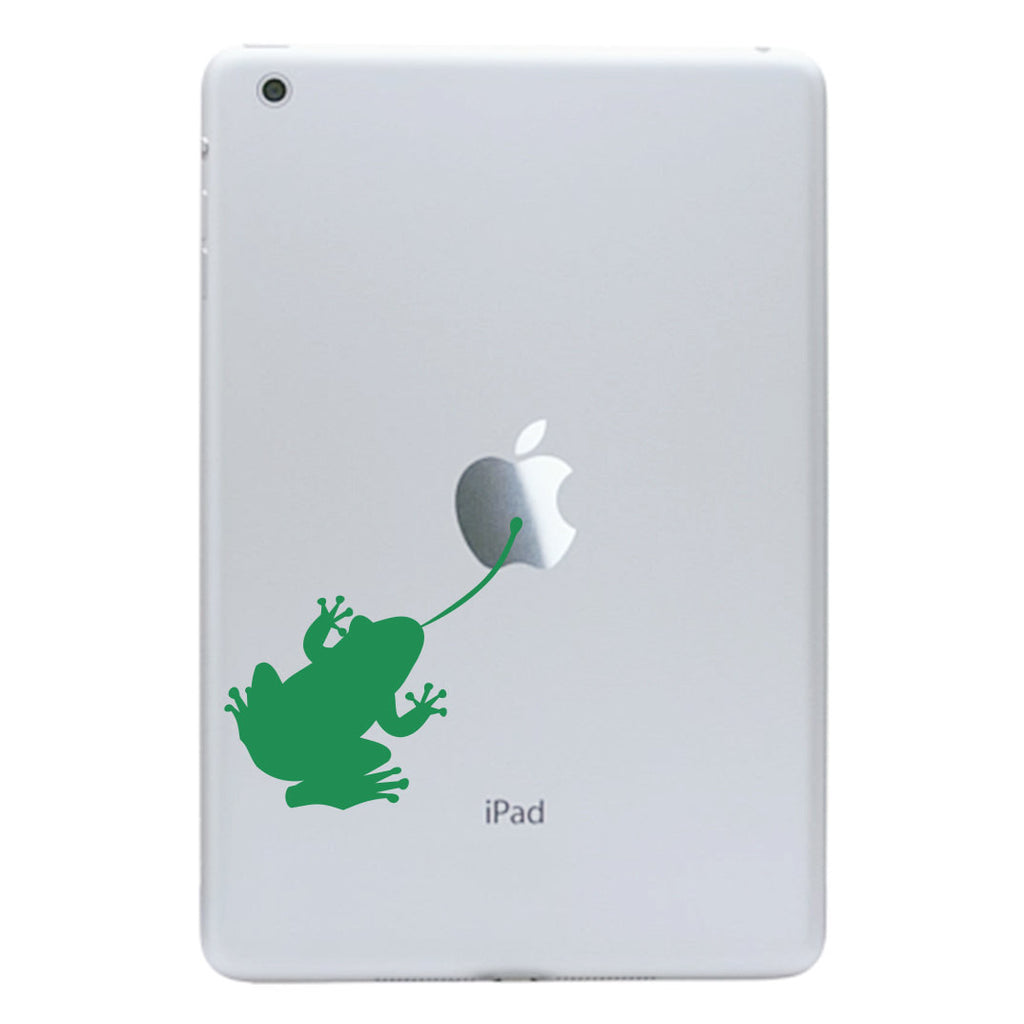 Sticky Frog iPad Mini Decal