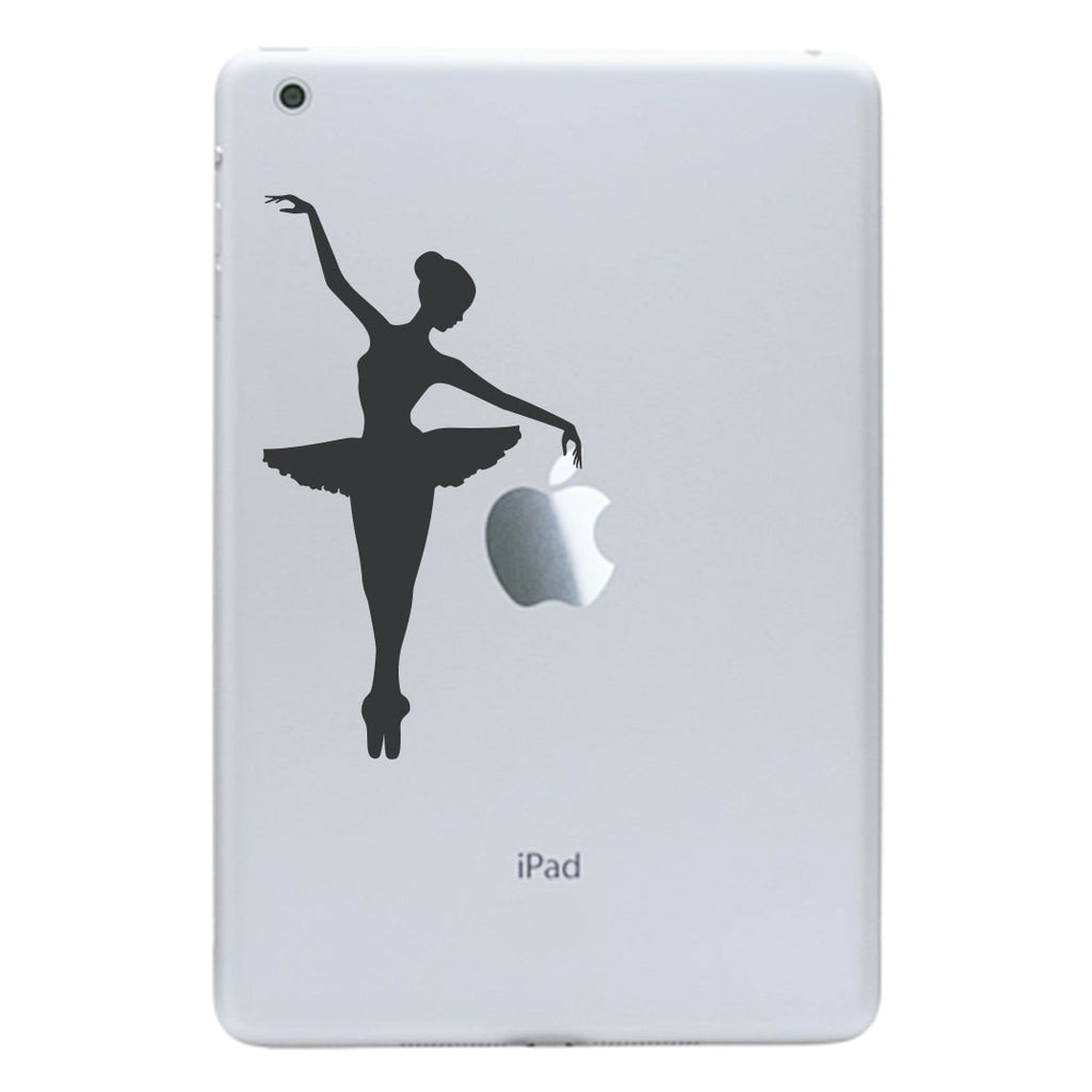 Ballerina iPad Mini Decal