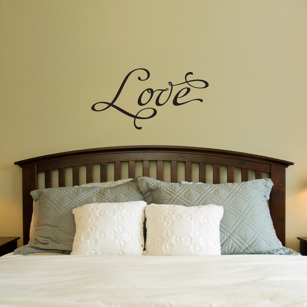 Love Wall Decal - Medium