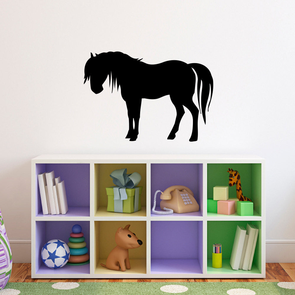 Horse Wall Decal - Version 2