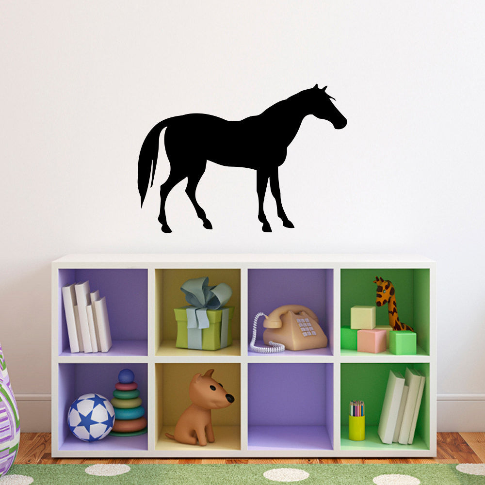 Horse Wall Decal - Version 3
