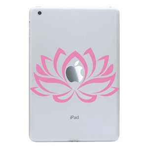 Lotus iPad Mini Decal - Flower iPad Mini Sticker - Lotus Decal