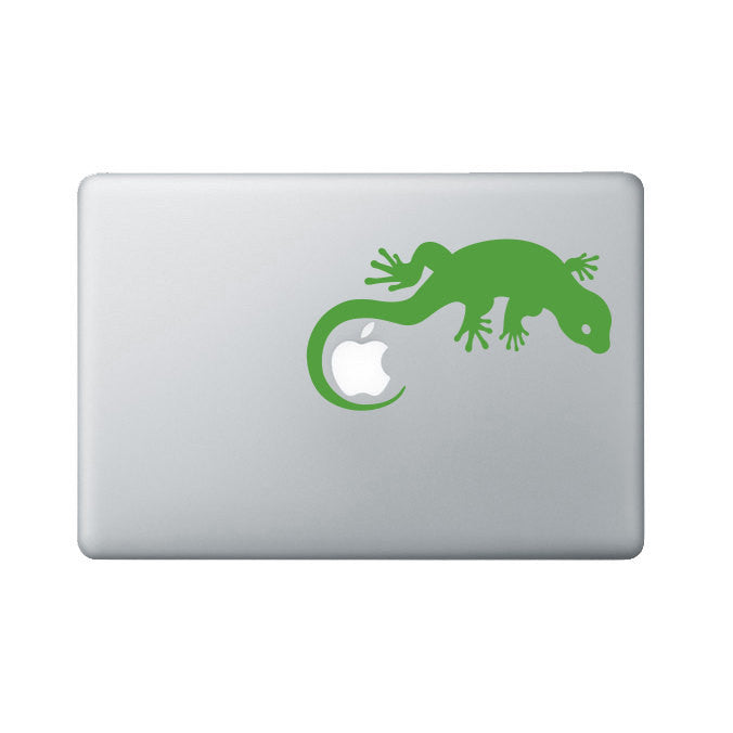 Lizard Macbook Decal - Lizard Laptop Deca - Macbook Sticker