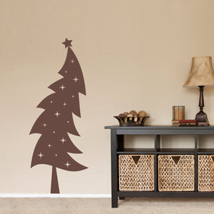 Christmas Tree Large Holiday Wall Decor