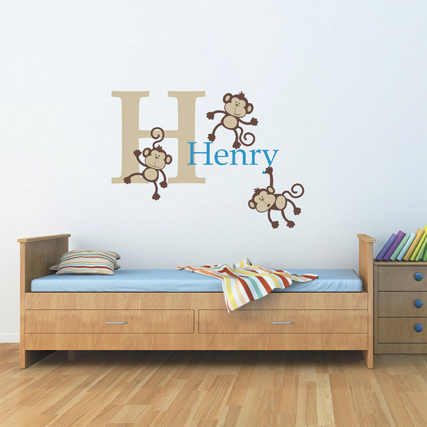 Personalized Kids Decals