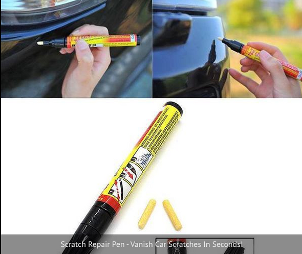 Insta-Fix Car Scratch Remover Repair Pen
