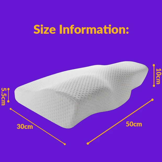 Blissful Cervical Pillow (50% OFF)