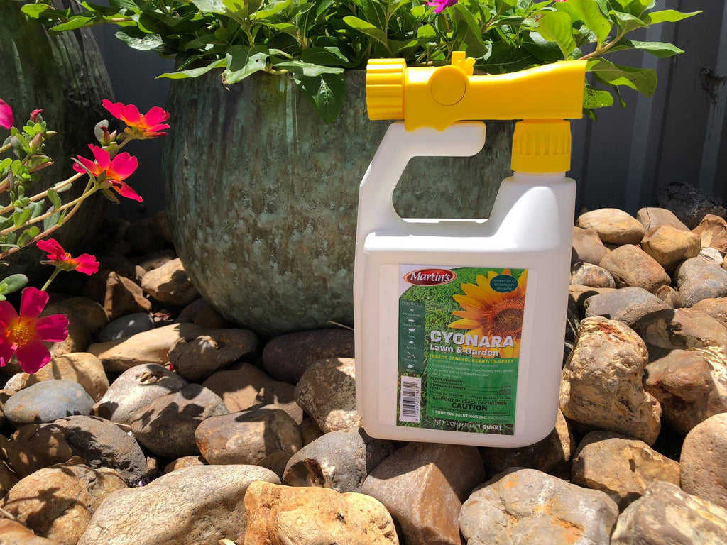 Cyonara Insecticide Spray Mosquito, Tick, Flea, Army Worm Killer
