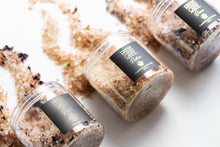 Load image into Gallery viewer, Crystal Infused Bath Soak Bundle - Myles Gray