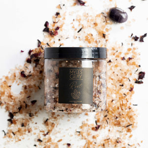 Rest | Crystal Infused Bath Soak - Myles Gray