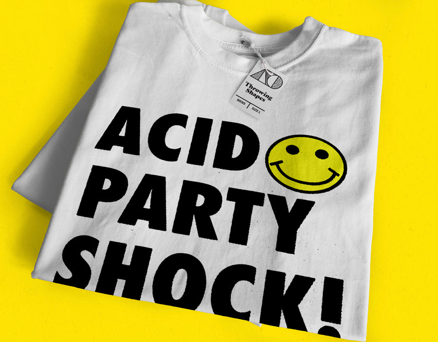 Acid Party Shock - Throwing Shapes