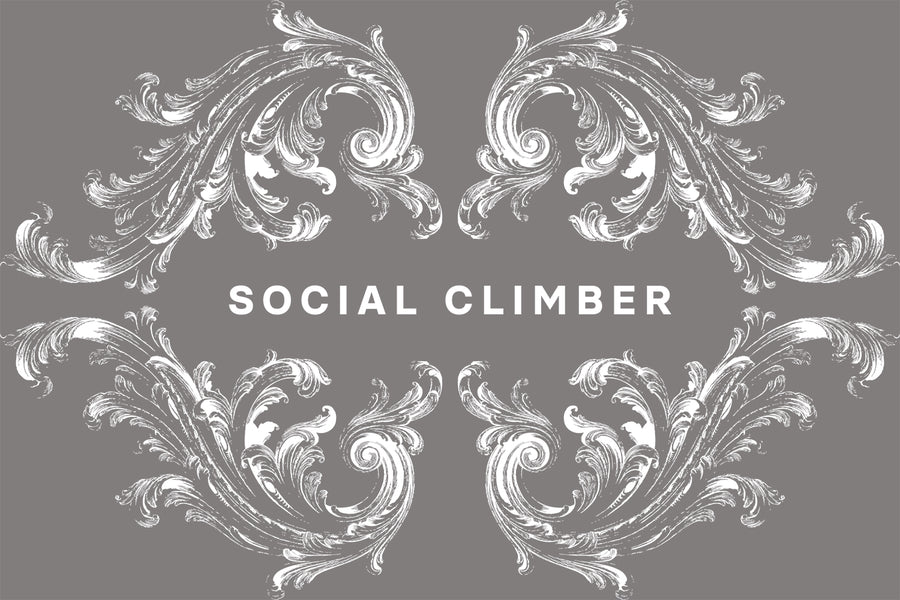 Social Climber - Throwing Shapes