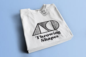 Throwing Shapes Logo - Throwing Shapes