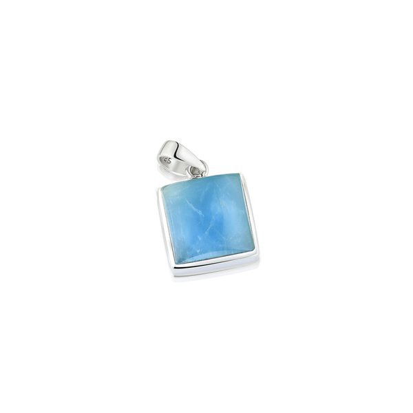 Aquamarine Pendant, Silver and aquamarine Pendant, Pendantif Aiguemarine,  aquamarine jewellery, aquamarine at montreal gemstone dealer, silver jewellery