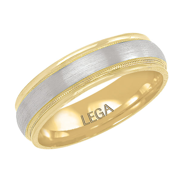 Wedding Band 6037/ Alliance Marriage 6037