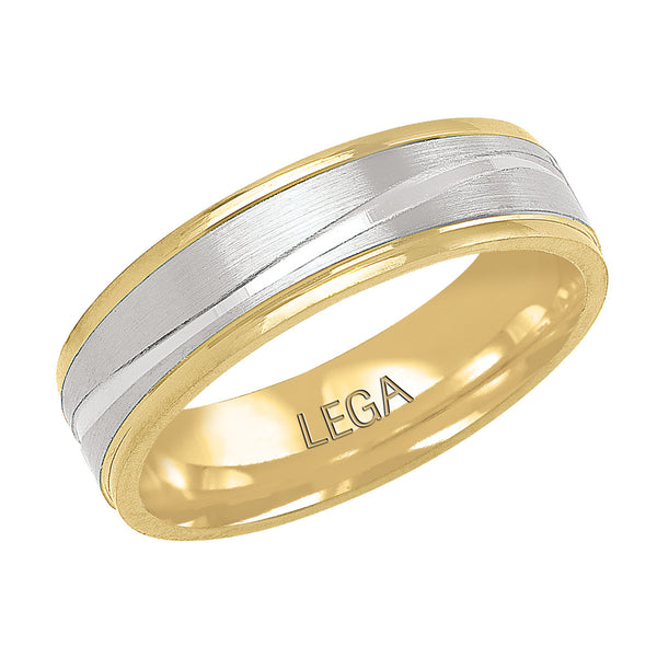 Wedding Band 6068/Alliance Marriage 6068