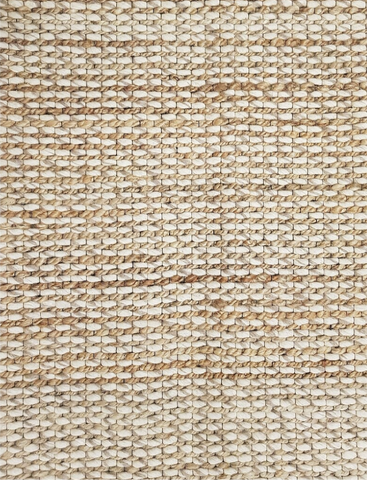 Mix Design, 100% Organic Jute & Wool