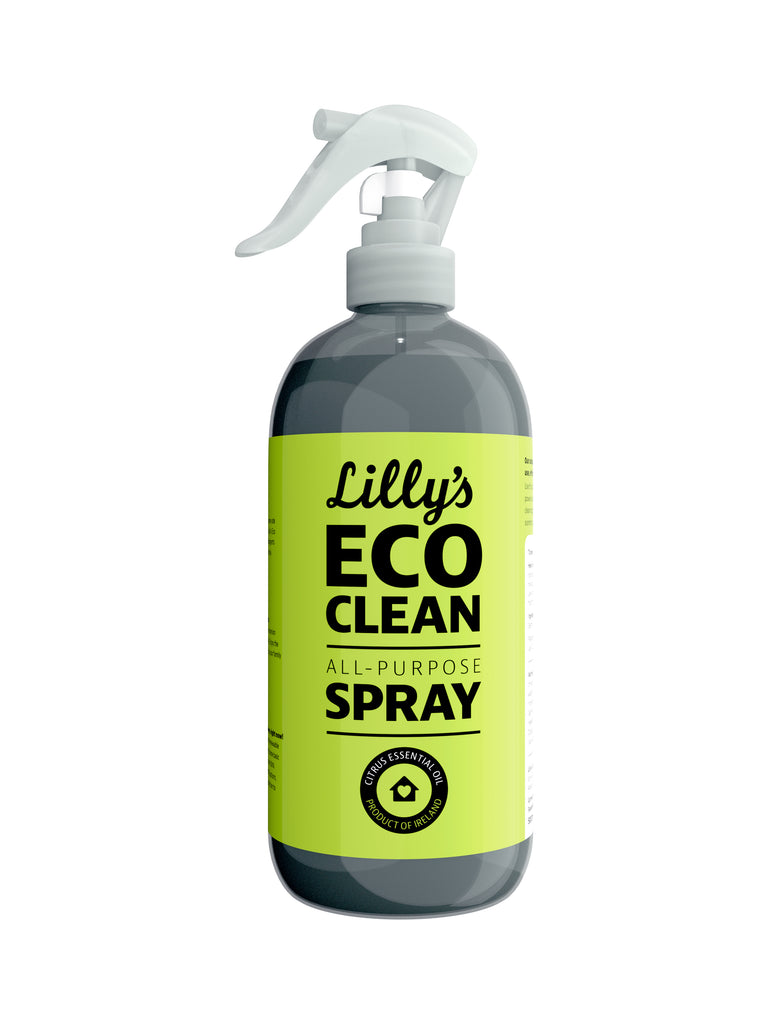 All-Purpose Spray Cleaner with Citrus Essential Oil - 500ml