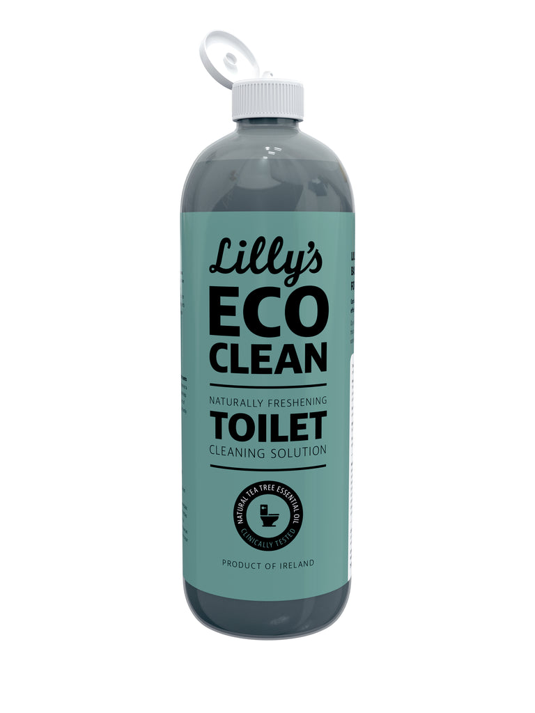 Concentrated Toilet Cleaner with Natural Tea Tree Oil