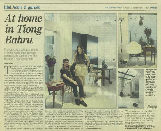 The Straits Times Life