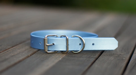 Small dog collar PVC Biothane waterproof