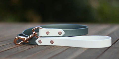 Rose Gold Waterproof Leash
