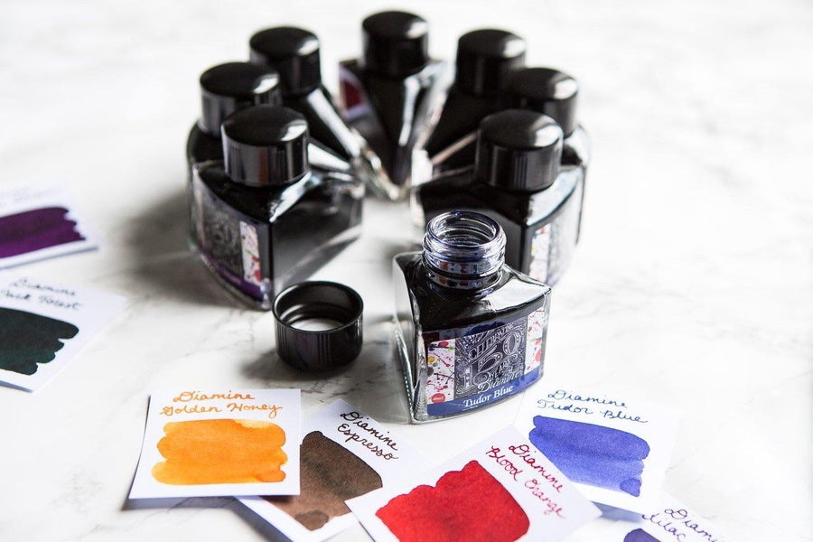 Diamine: The Dramatic Inky Goodness