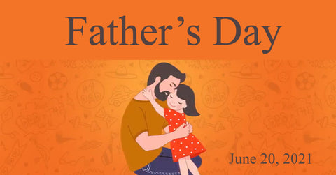 Father's Day 2021 Celebration with BD Pens