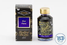 Load image into Gallery viewer, Diamine Blue Flame 50ml - BDpens