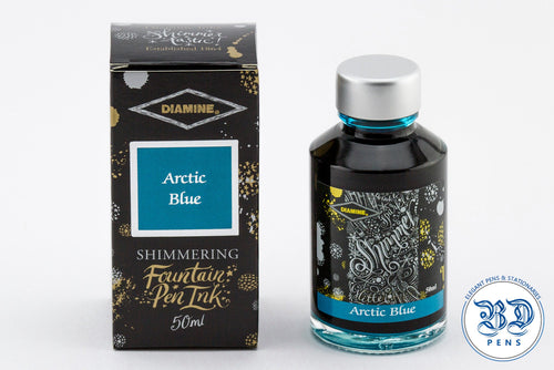 Diamine Arctic Blue 50ml - BDpens