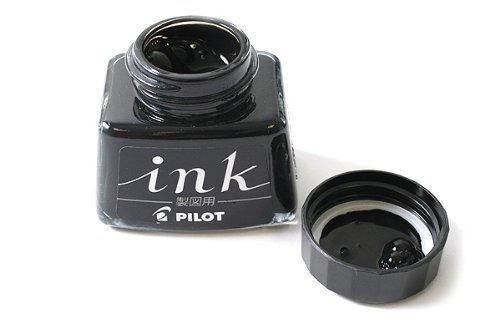 Pilot Fountain Pen Ink Black 30ml - BDpens