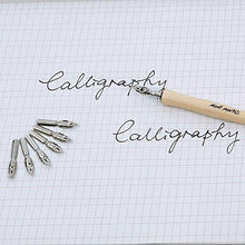 Load image into Gallery viewer, Mont Marte 7 Nib Calligraphy Set - BDpens