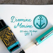 Load image into Gallery viewer, Diamine Marine 30ml - BDpens