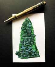 Load image into Gallery viewer, Diamine Sherwood Green 30ml