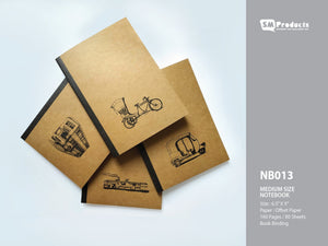 SM Products NB013 Notebook