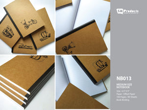 SM Products NB013 Notebook - BDpens