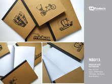 Load image into Gallery viewer, SM Products NB013 Notebook - BDpens
