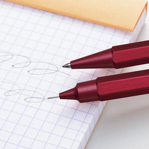Rhodia scRipt Mechanical Pencil RED 0.5 mm - BDpens